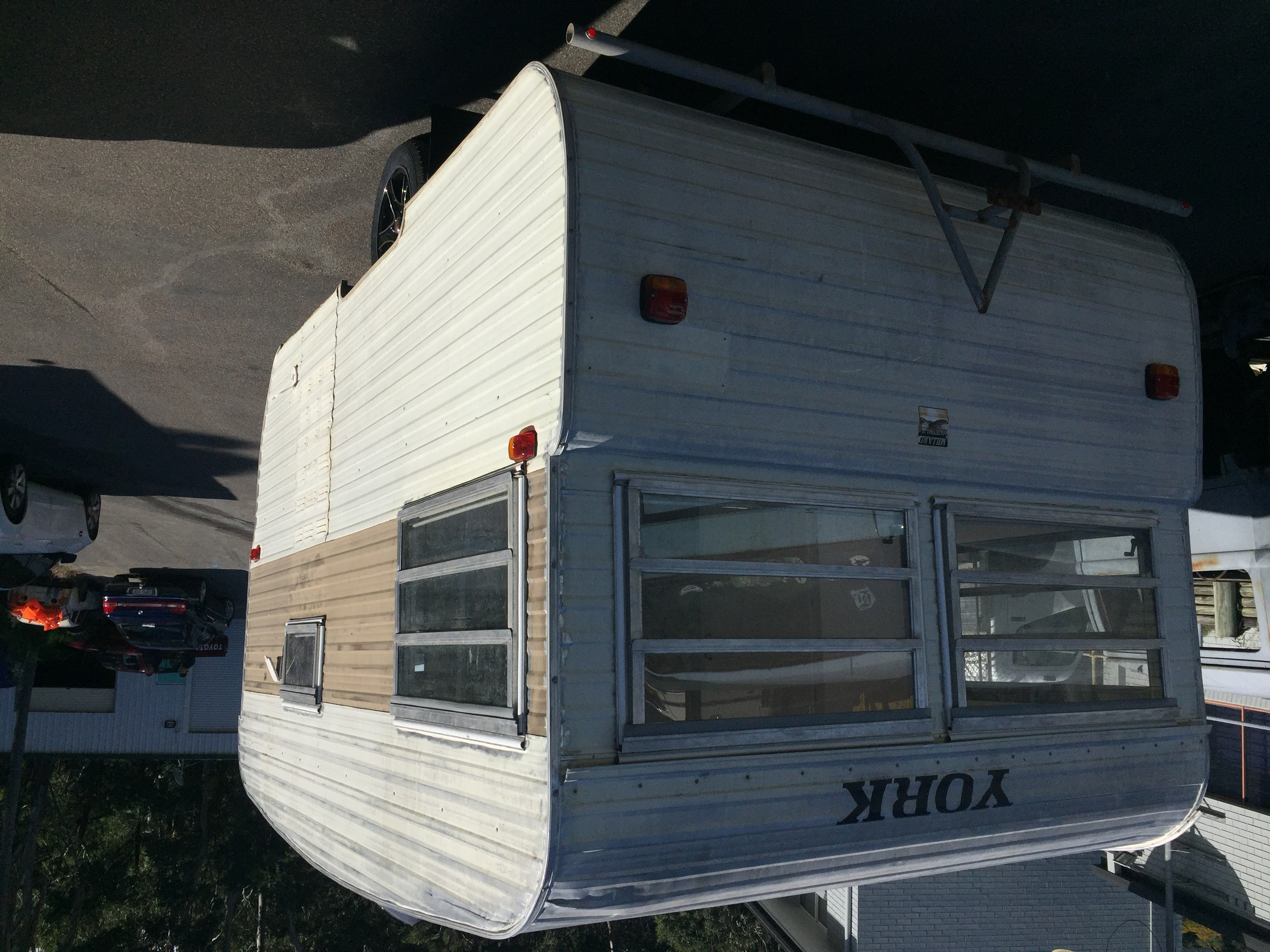 York caravan renovation mobile businesss