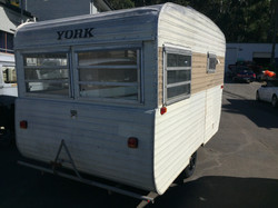 York caravan renovation mobile businesss