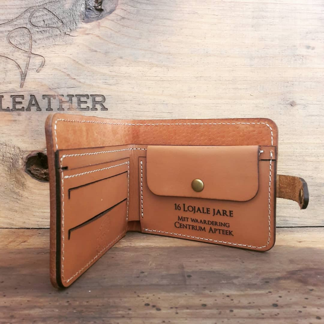 Kimosabee Wallet in Tan