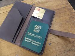 Wanderer Wallet Inside
