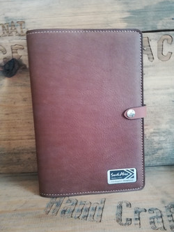 Genuine leather cover A5
