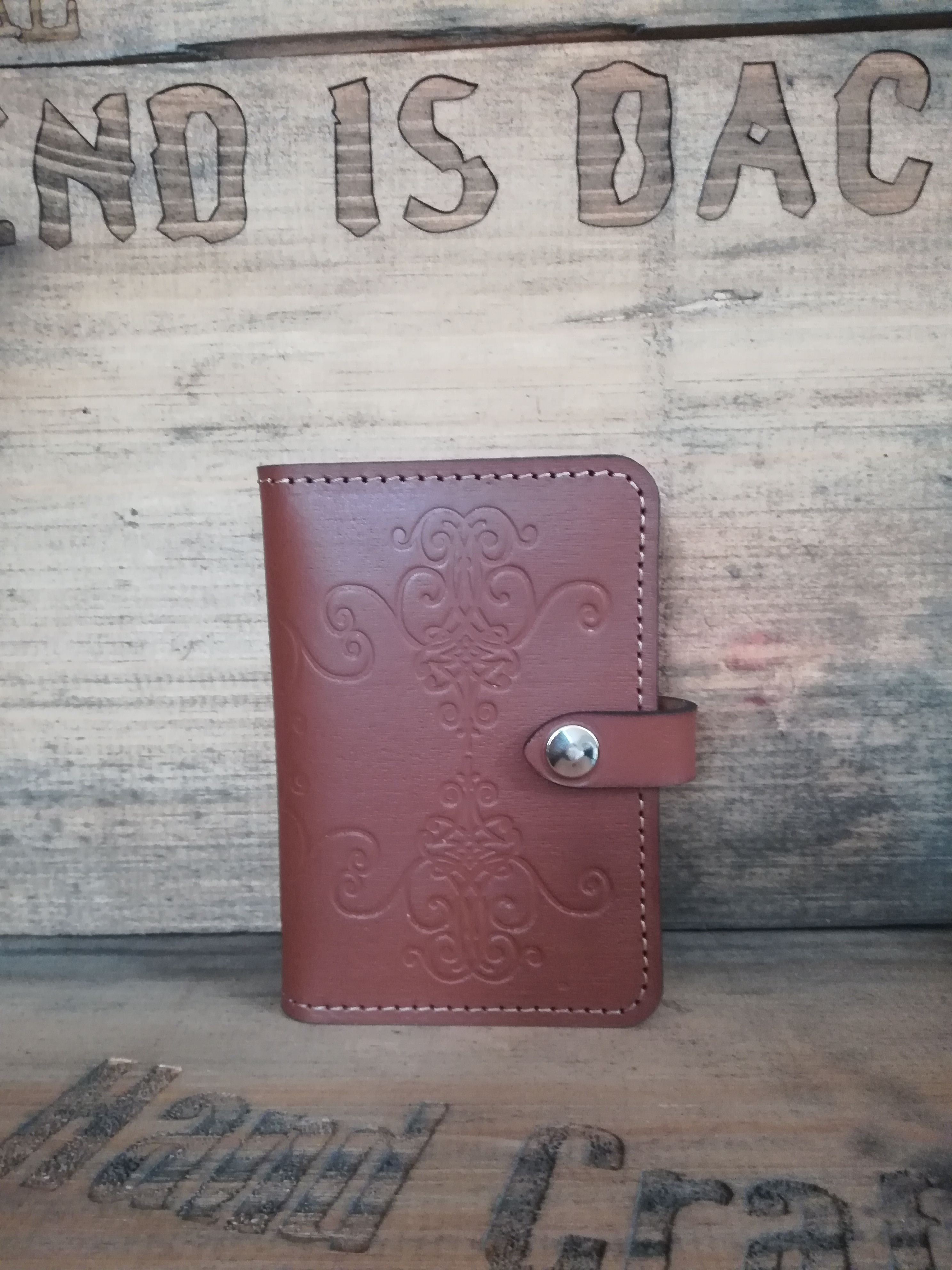 Moxie Vintage Wallet