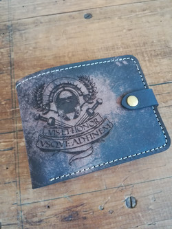 Personalized Kimosabee Wallet