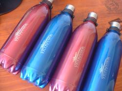 Atlas Bottles Engraved