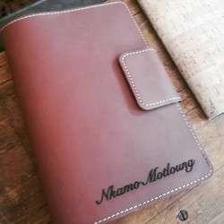 A5 Croxley book cover Magnetic