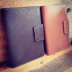 A5 leather book covers