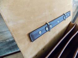 Steel Re-inforced Spine