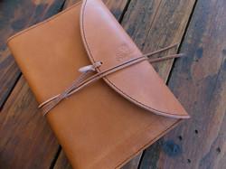 A5 Tan String Cover