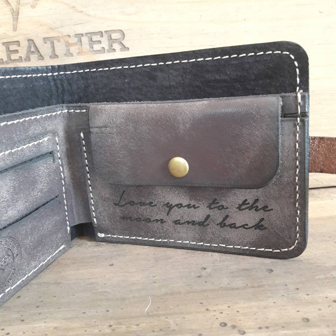 Kimosabee Coin pocket wallet