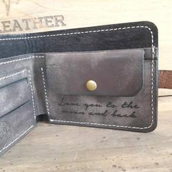 Kimosabee Coin pocket wallet