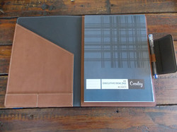 A4 Notebook cover inside