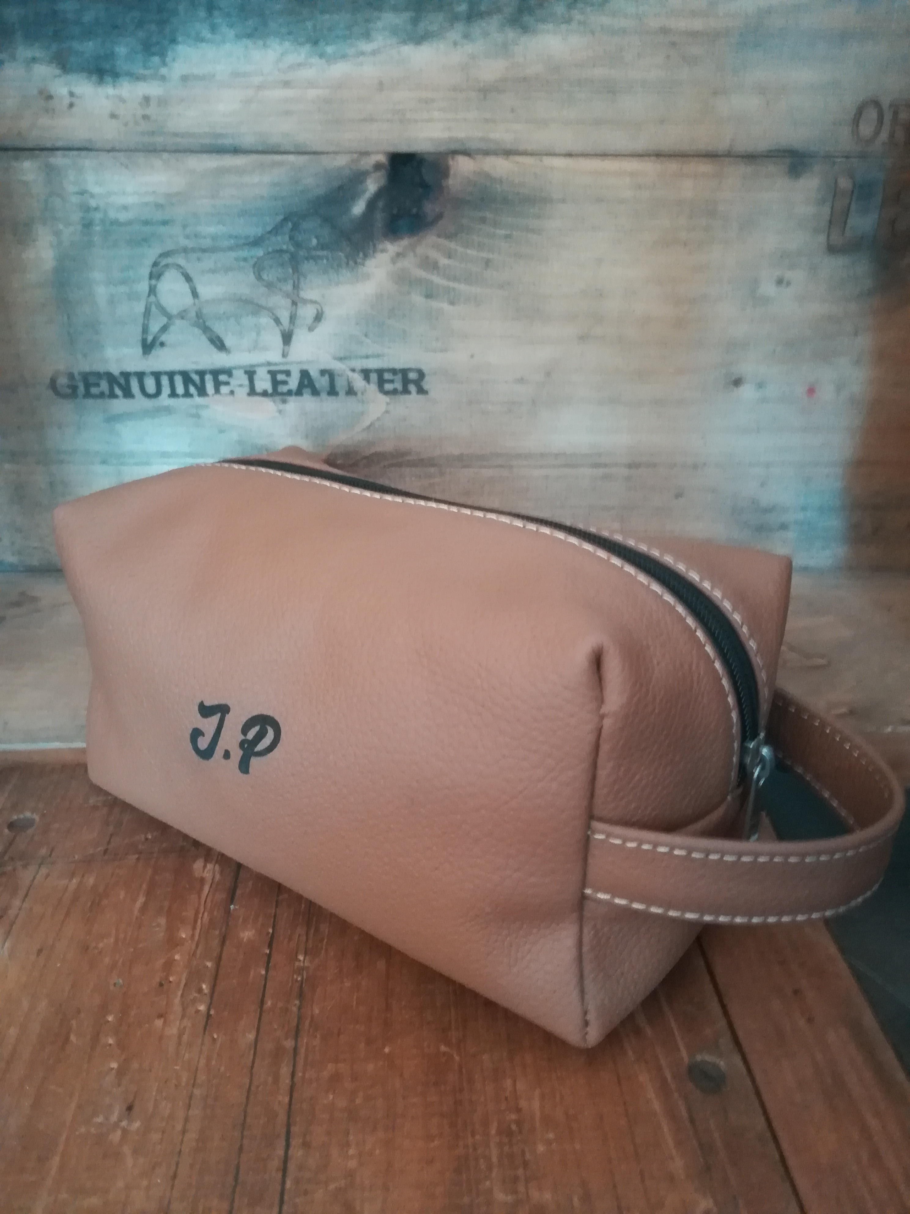 Engraved Toiletry bag