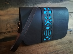 Leather Pop - Handbag