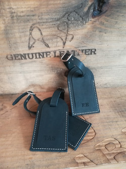 Cover-Up Luggage Tags