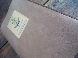 Brown Bible Cover