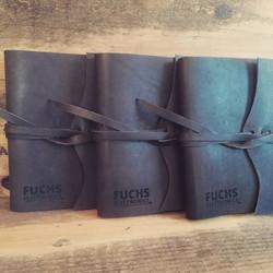 Genuine leather Bespoke in Chocolate