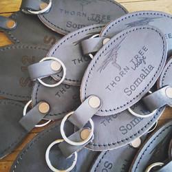 Oval Leather Kryints