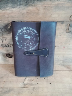 Travel Journal Cover