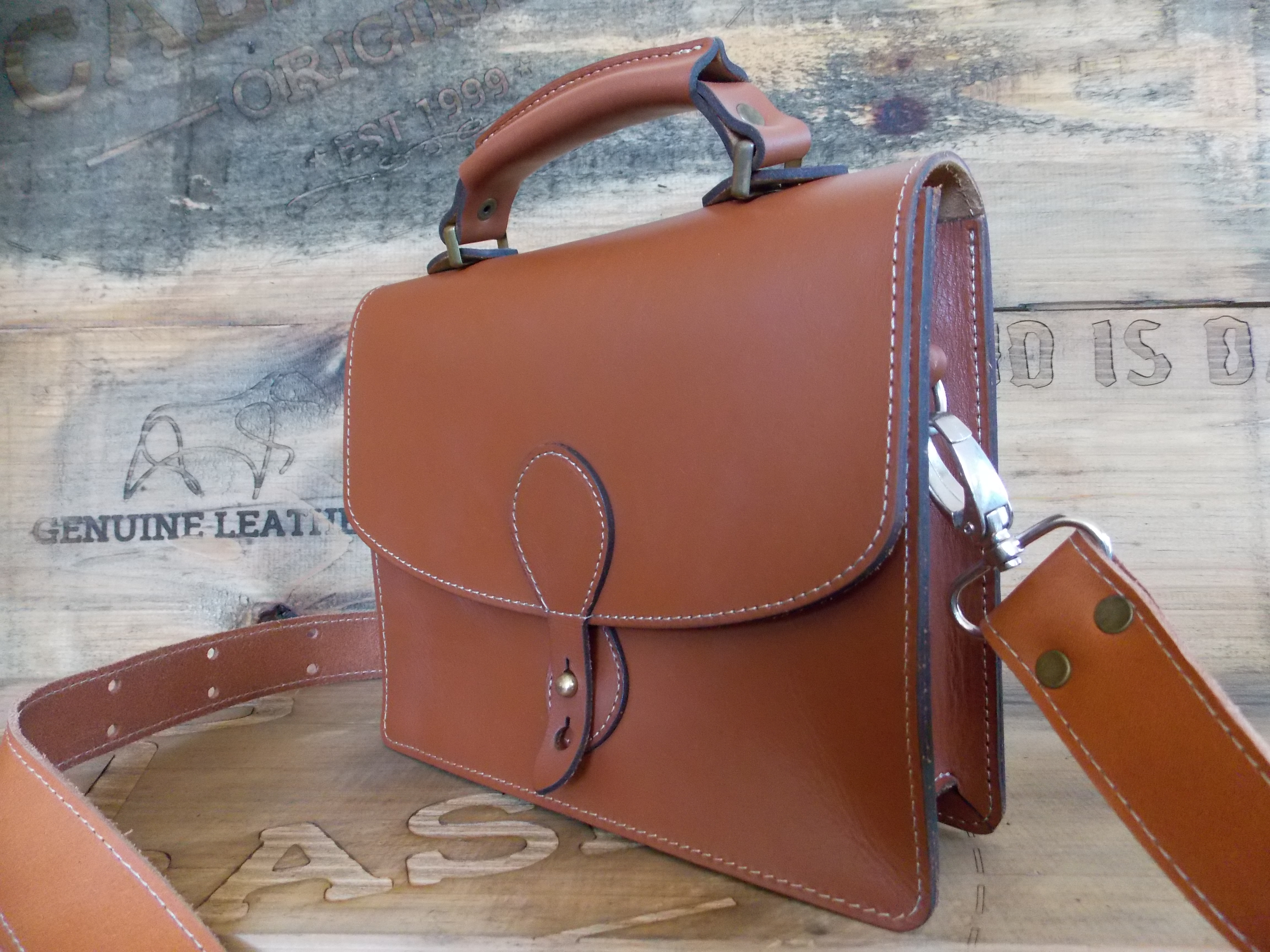 Oxford Bushveld Hand Bag