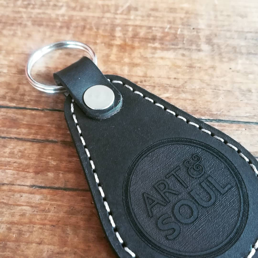 Laser Engraved Keyrings