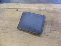 Kimosabe Wallet - Chocolate