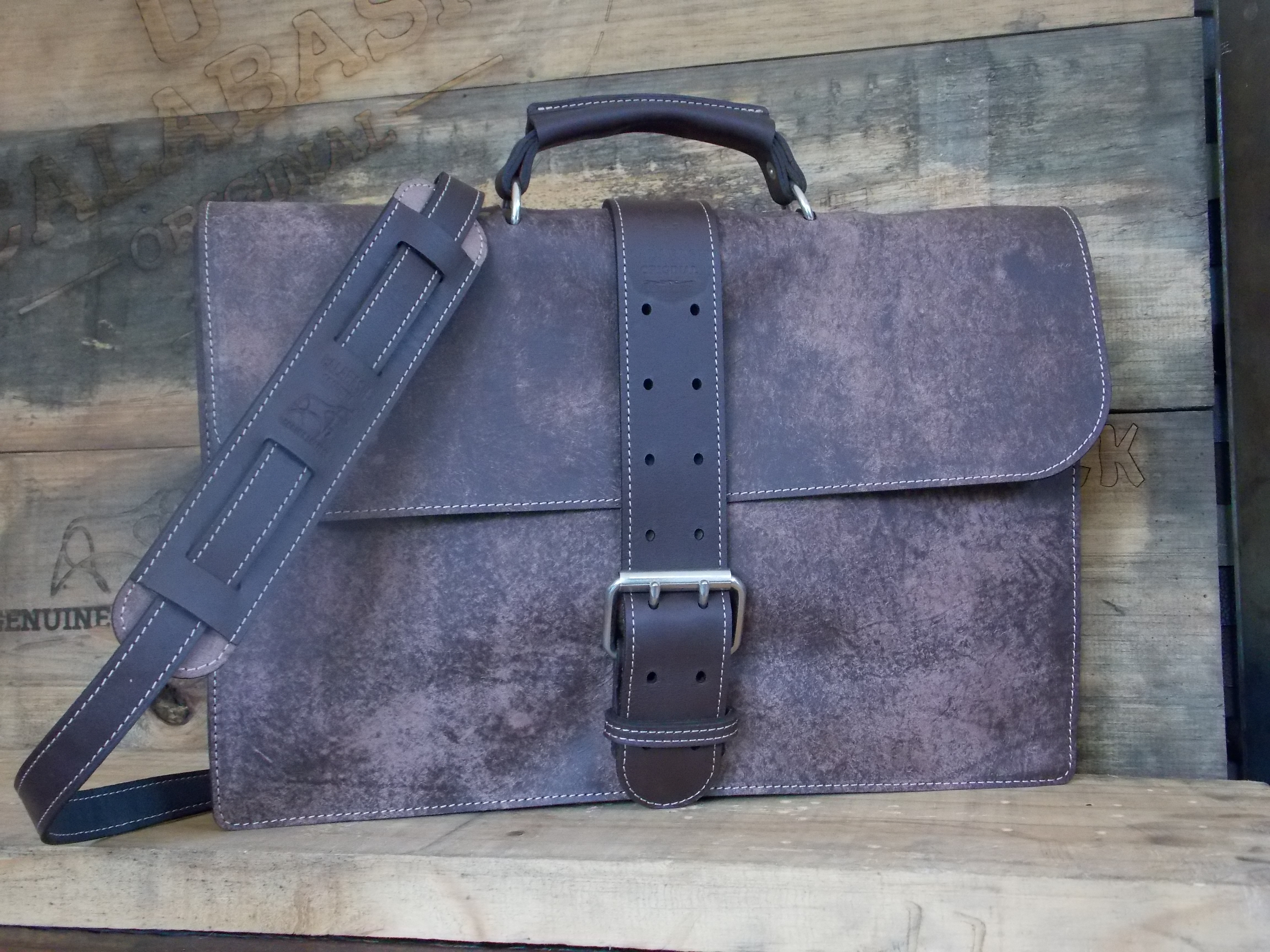 "The ""Hadley"" Laptop Bag"