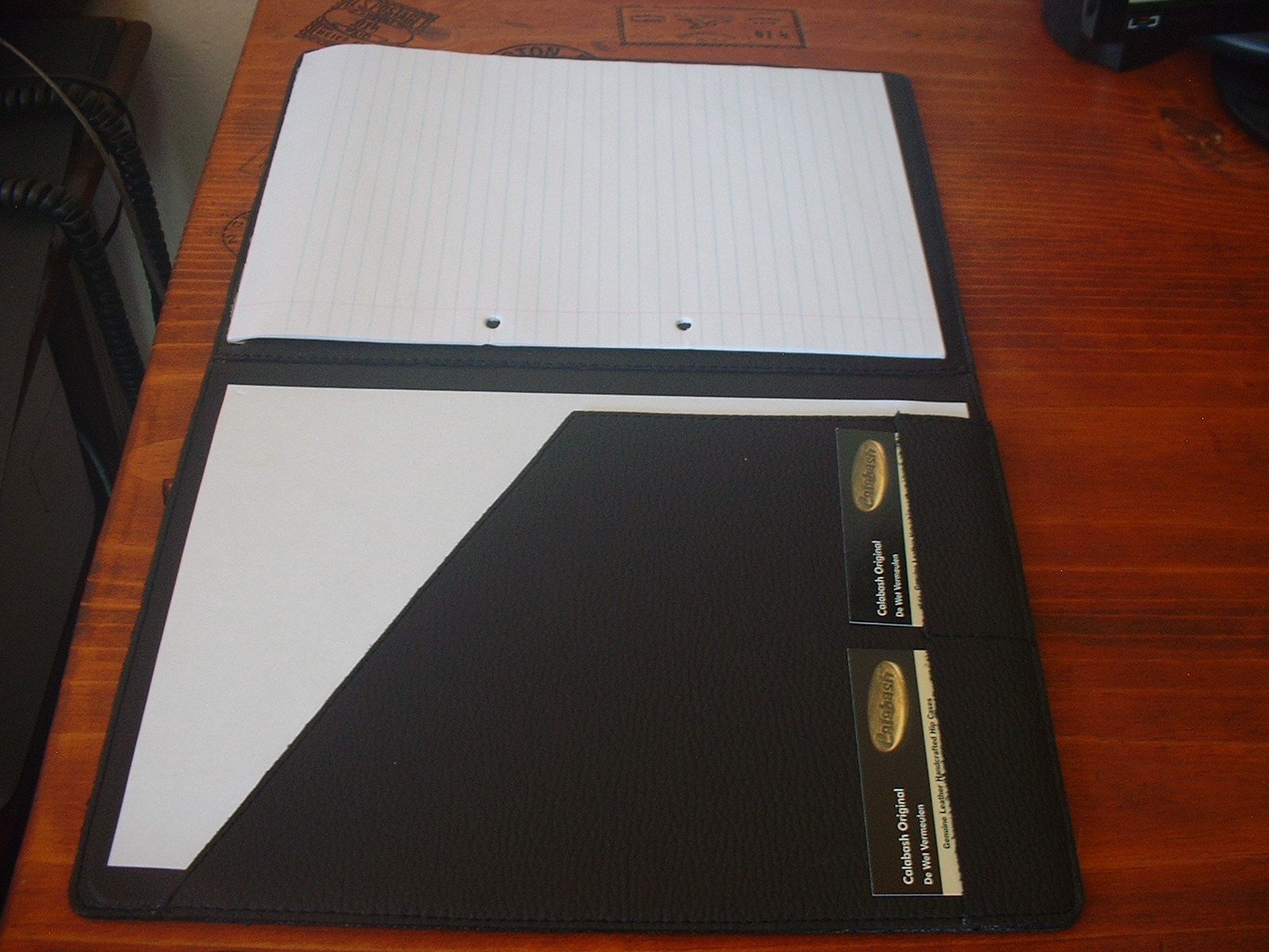 A4 Notebook cover