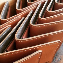 All Genuine thick leather