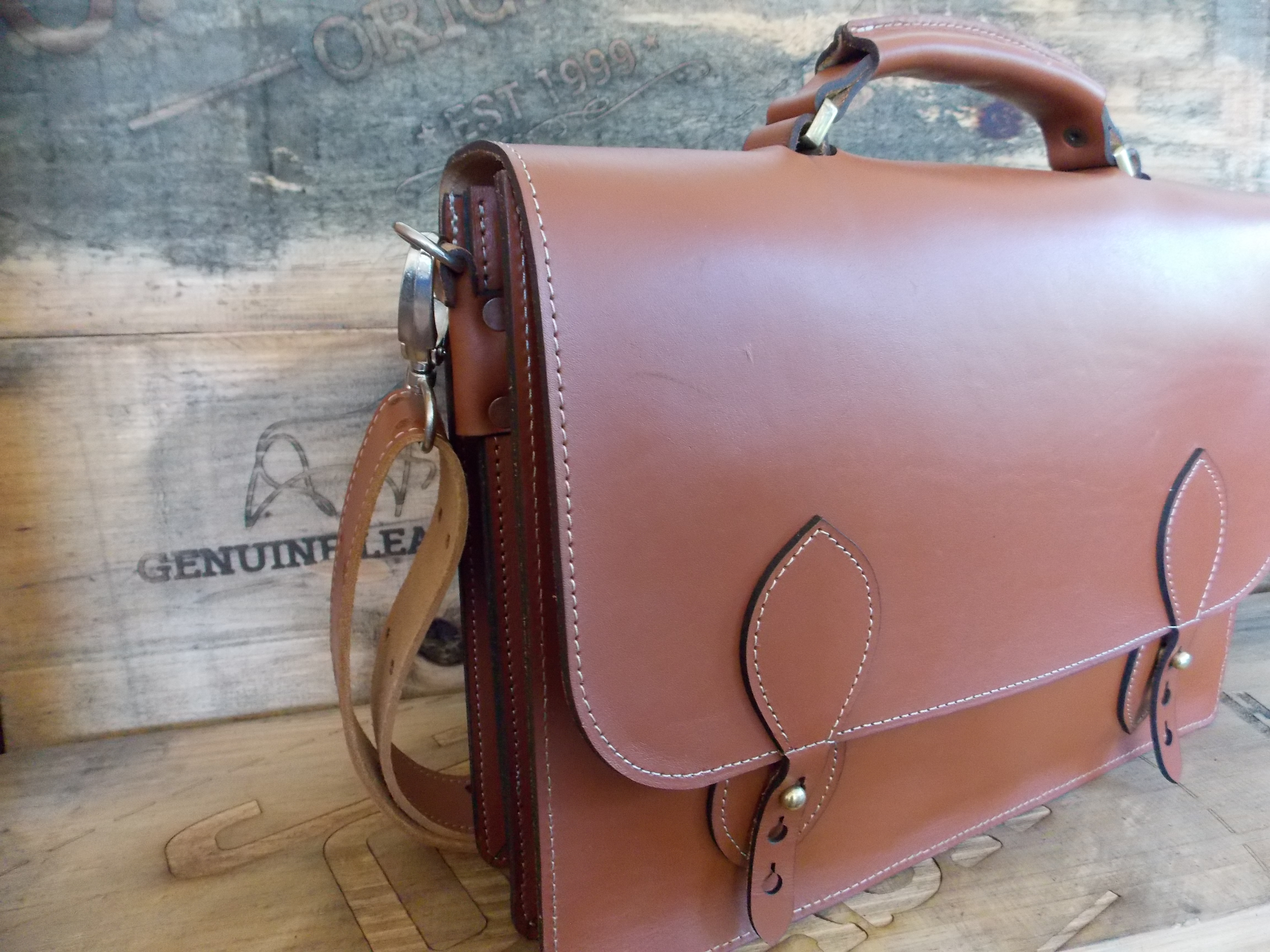 Oxford Bushveld - laptop bag