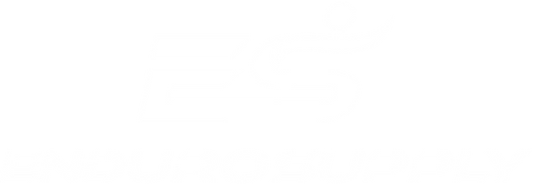 Enduro Supply Logo White - Leading Distributor of Sports and Lifestyle goods in Middle East