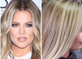 Khloe Kardashian's Hair Color