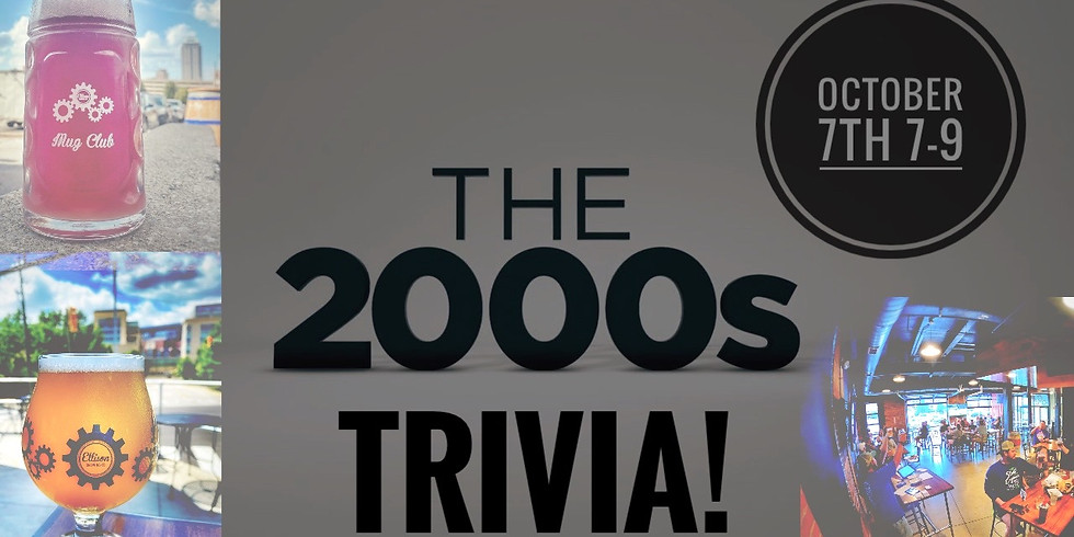 All things 2000's Trivia