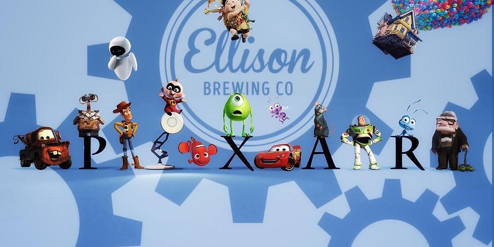When Pixar is life