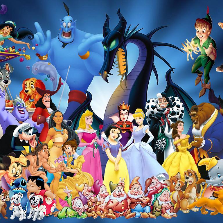 Disney Trivia Round 2