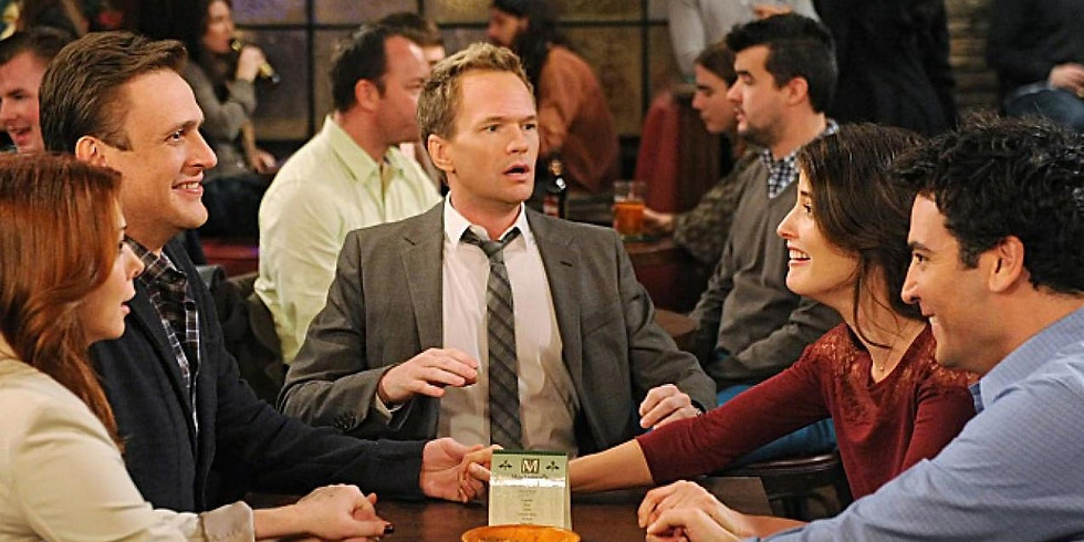 How I Met Your Mother Triva