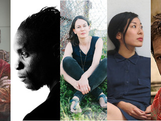 Interview:  Five writers, five books