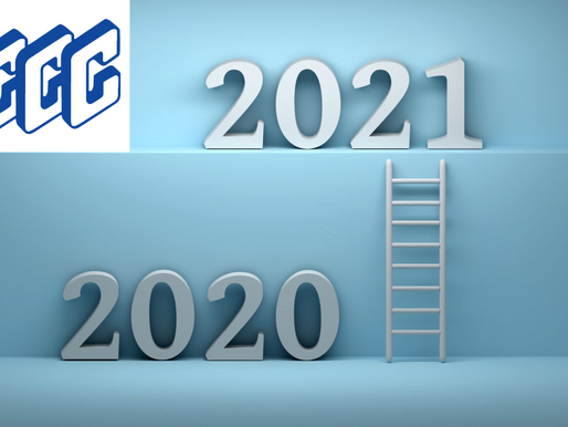 Off to A New Start in 2021