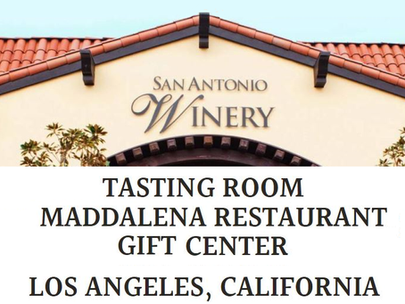 Employment Opportunities With San Antonio Winery