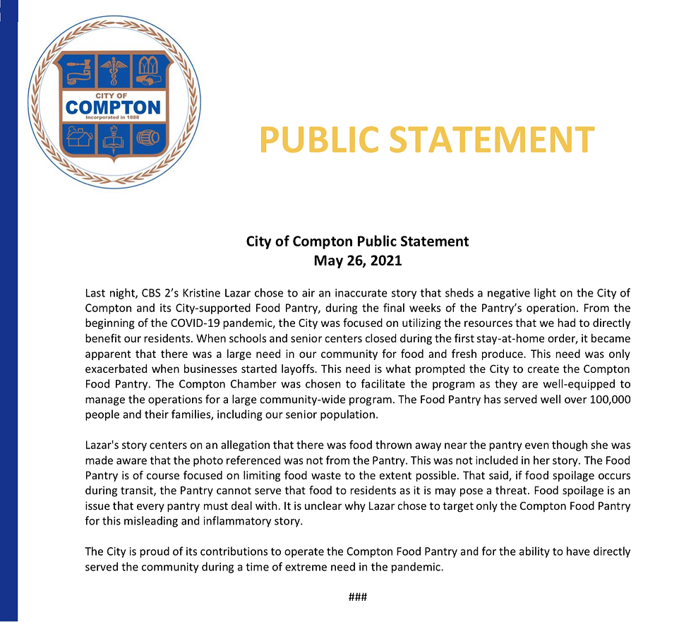 cpt statement on pantry CBS.png
