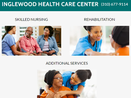 Employment Opportunities With Inglewood Healthcare Center