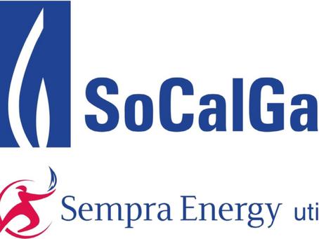 SoCalGas Support & Response regarding COVID-19
