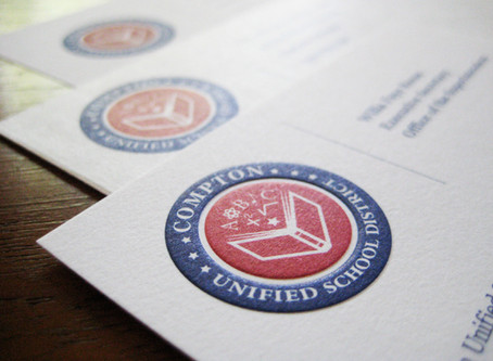 Compton Unified School District Election