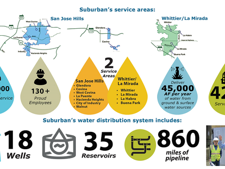 """Introducing Our New Member, The """"Suburban Water Systems"""""""