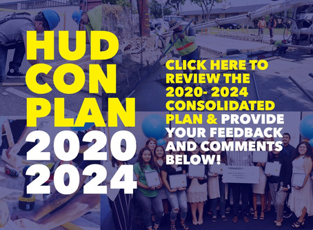 2020-2024 HUD Consolidated Plan for Compton