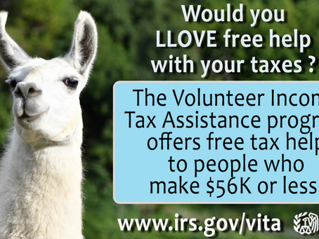 Volunteer Income Tax Preparation (VITA)