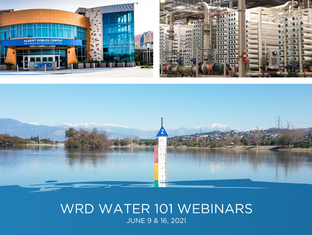 WATER WEBINARS - June 9 & 16 @ 5pm - 6pm