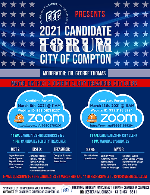 CITY OF COMPTON - CANDIDATE FORUM 2021.p