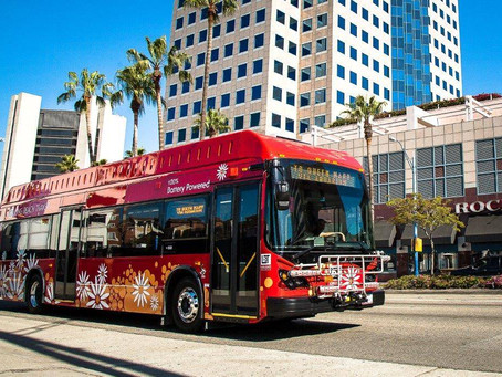 Employment Opportunities With LONG BEACH TRANSIT