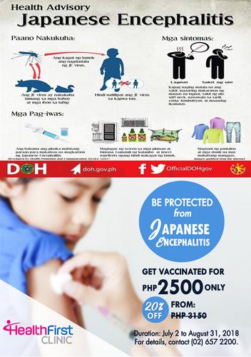 JE Vaccine Promo