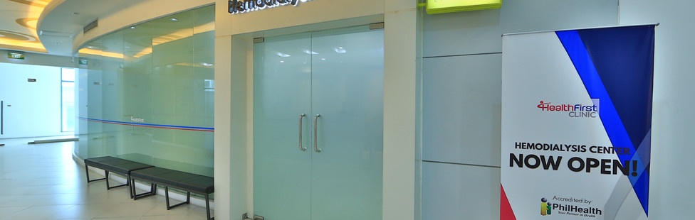 HealthFirst Hemodialysis Center Mandaluyong